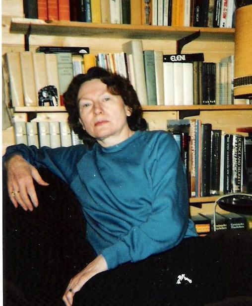 Tilly Boesche-Zacharow ca. 1987